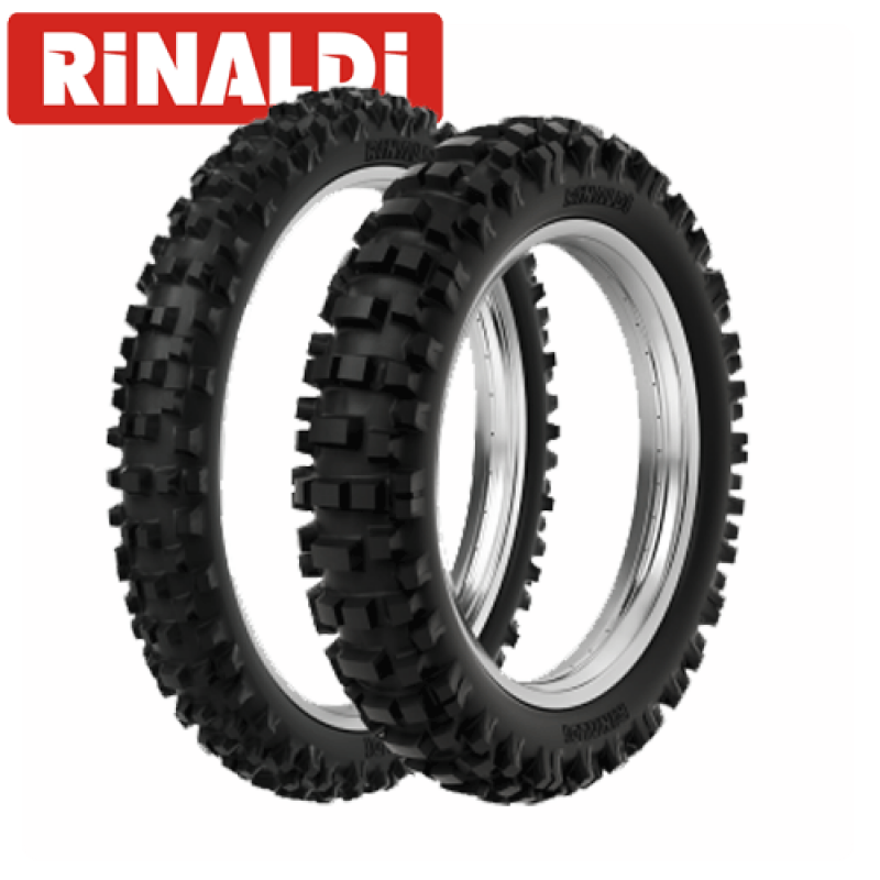 Band Rinaldi -140/ 80-18 Enduro