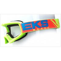 (Kids) EKS XGROM - Safety fluo geel