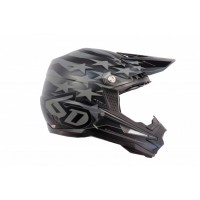 6D Helmet ATR-1 Patriot Matte Black