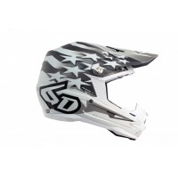 6D Helmet ATR-1 Patriot Matte White
