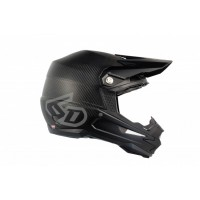 6D Helmet ATR-1 Carbon - Phantom Matte Black