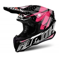 Airoh 2018 Helm 'TWIST' IRON PINK GLOSS