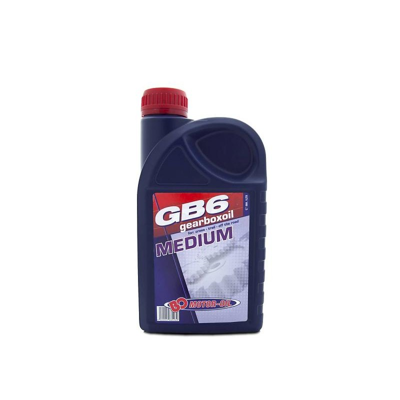 BO GB6 GEAR BOX MEDIUM  1ltr